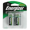 Product Image for the Rechargeable C Batteries 2500mah, 2 Pack