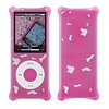 Product Image for the iPod Nano 4G Bubble Case, Pink