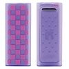 Product Image for the  Bone Shuffle 3G Cube Case, Purple
