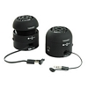 Product Image for the Tweakers Mini-Boom Portable Speakers, Black, Grandmax