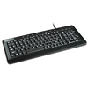 Product Image for the Multimedia USB Lighted Keyboard, White LEDs