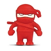Product Image for the Ninja Flash Drive, Red, 4GB