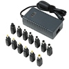 Product Image for the 120W Universal Laptop Charger w/Auto Voltage Selection, 13 Tips