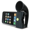 Product Image for the Horn Stand, iPhone 3G/3GS Portable Amplifier, Black