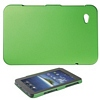 Product Image for the Rubberized Polycarbonate Case for Samsung GALAXY Tab, Green