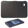 Product Image for the Rubberized Polycarbonate Case for Samsung GALAXY Tab, Black