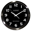 Product Image for the Analog Atomic Clock, 16in, Black