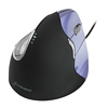 Product Image for the VerticalMouse 4 Right-Handed Mouse, USB, Small, Black/Purple