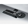 Product Image for the Pro Series Sit / Stand Keyboard Tray, Black