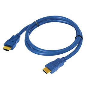 121 1229 - HDMI 1.3B MALE TO MALE, CABLE, BLUE, 1FT - is no longer available at Cyberguys.com