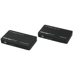 121 1286 - KANEXPRO WIRELESS HDMI WHDI 1.0 EXTENDER SYSTEM - is no longer available at Cyberguys.com