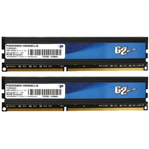 235 0348 - PATRIOT GAMER 2 SERIES 8GB DDR3 KIT, PC3-12800 - is no longer available at Cyberguys.com