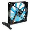 Product Image for the Wing 12 120mm Case Fan 1500RPM, UV, Blue