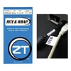Product Image for the Rite & Wrap Wire Marker Booklet, 1in X 2.5in, White, 60 Labels