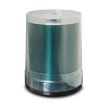 Product Image for the CD-R 80 Minute 52X Media, Silver/Blue, 100 Pack Spindle