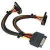 Product Image for the 15 pin SATA Power Y Cable, 6in