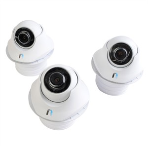 202 0577 - UBIQUITI UNIFI VIDEO DOME CAMERA, 720P HD, 3 PACK - is no longer available at Cyberguys.com