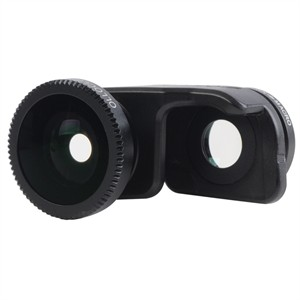 204 0402 - OLLOCLIP SELFIE LENS CLIP FOR IPHONE 5/5S, BL/GRN - is no longer available at Cyberguys.com