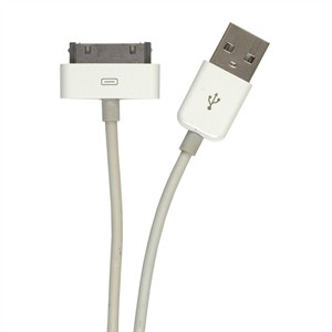 131 0388 - IPHONE/IPOD/IPAD MFI CABLE, 3FT, WHITE - is no longer available at Cyberguys.com