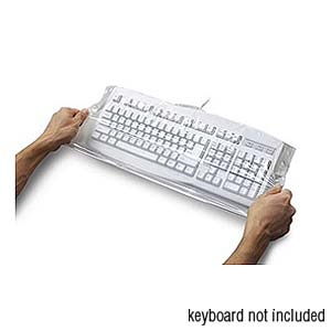 117 0512 - X-STYLE UNIVERSAL KEYBOARD PROTECTOR - is no longer available at Cyberguys.com