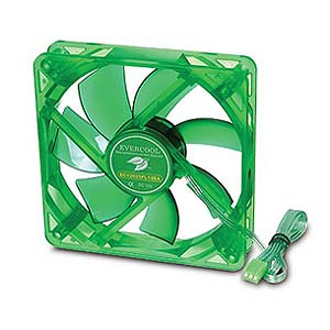 161 1486 - EVERGREEN 120MM LEAD-FREE CASE FAN - is no longer available at Cyberguys.com