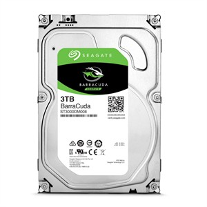 245 1127 - SEAGATE BARRACUDA 3TB 3.5IN SATA 600 HDD, OEM - is no longer available at Cyberguys.com