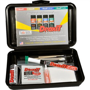 214 0157 - DEOXIT CONTACT CLEANING KIT, UPS GROUND ONLY - is no longer available at Cyberguys.com