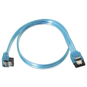 120 1164 - SATA DATA CABLE, 3GBPS, 18IN., 90DEG/180DEG, BLUE - is no longer available at Cyberguys.com
