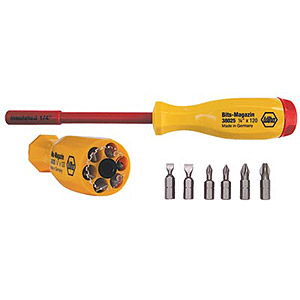 115 0431 - WIHA 6-IN-1 INSULATED SCREWDRIVER SET - is no longer available at Cyberguys.com