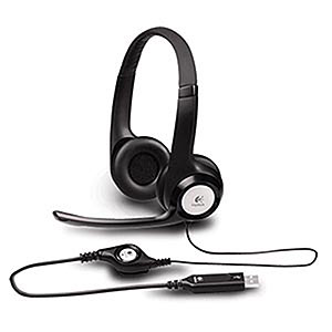 190 0491 - LOGITECH CLEARCHAT COMFORT USB HEADSET - is no longer available at Cyberguys.com