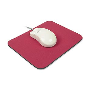 107 0165 - MOUSE PAD, NATURAL RUBBER - RED - is no longer available at Cyberguys.com