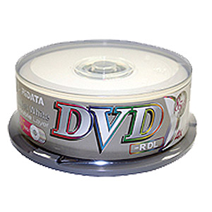 154 0611 - RIDATA DVD-R DUAL LAYER, 8.5GB, 4X, 25 PK - is no longer available at Cyberguys.com