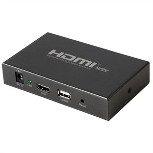 121 1134 - CONNECTGEAR 1-IN 4-OUT HDMI SPLITTER - is no longer available at Cyberguys.com