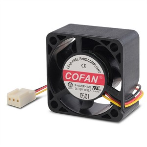 148 0136 - CASE FAN, BALL BEARING, 3-PIN, 40MM X 40MM X 20MM - is no longer available at Cyberguys.com