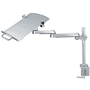 111 0268 - NOTEBOOK ARTICULATED ARM W/DESK CLAMP - is no longer available at Cyberguys.com