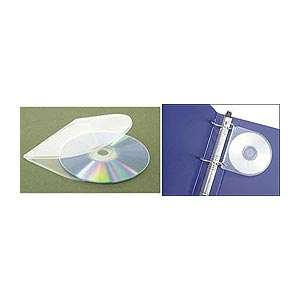 134 0117 - CD BINDER HOLDER, 50PK, CLEAR - is no longer available at Cyberguys.com