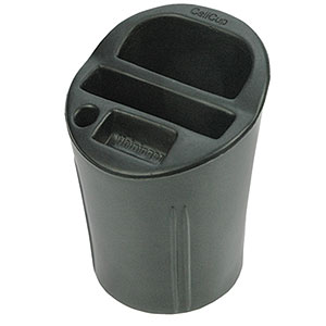 142 0237 - COMMUTEMATE CELL CUP AUTO ORGANIZER, BLACK - is no longer available at Cyberguys.com