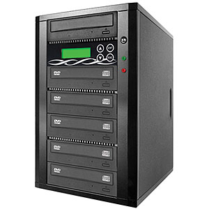 245 0212 - SATA CD/DVD DUPLICATOR 1 TO 5, 20X - is no longer available at Cyberguys.com