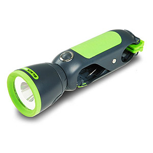 142 0186 - BLACKFIRE CLAMPLIGHT UTILITY LED FLASHLIGHT - is no longer available at Cyberguys.com