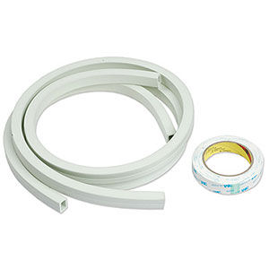 113 0077 - CORD CHANNEL, 10FT., WHITE - is no longer available at Cyberguys.com