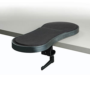109 0180 - ERGONOMIC ADJUSTABLE ARMREST, BLACK - is no longer available at Cyberguys.com