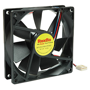 148 0062 - REXFLO 92MM SILENT FAN W/ PWM FUNCTION - is no longer available at Cyberguys.com
