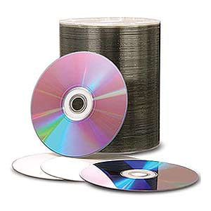 154 0690 - JVC DVD-R 16X WHITE INKJET, 100PCS - is no longer available at Cyberguys.com