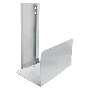 111 0357 - MINI CPU HOLDER FOR TRACK SYSTEM W/O TRANSIT PLATE - is no longer available at Cyberguys.com