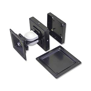 111 0220 - LCD WALL MOUNT, SINGLE SWIVEL MOUNT, LA-16 - is no longer available at Cyberguys.com