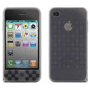 215 0856 - BONE IPHONE4 CUBE, W/STRAP BLACK PH1001-BK - is no longer available at Cyberguys.com
