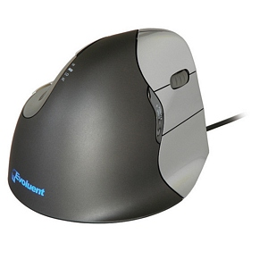 106 0702 - EVOLUENT VERTICAL MOUSE #4, RIGHT-HANDED, USB - is no longer available at Cyberguys.com