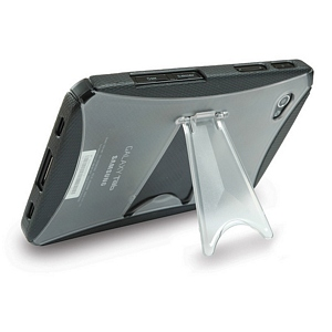 215 0949 - SAMSUNG GALAXY TAB TPU/PC CASE WITH STAND, BLACK - is no longer available at Cyberguys.com