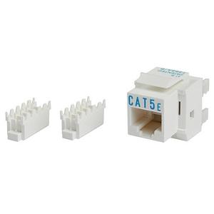 180 0291 - CAT5E 8P8C KEYSTONE PANEL JACK, WHITE - is no longer available at Cyberguys.com