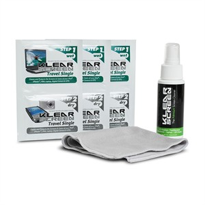 114 0037 - KLEAR SCREEN STARTER CLEANING KIT FOR TOUCHSCREENS - is no longer available at Cyberguys.com